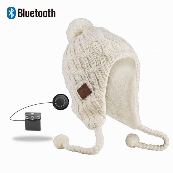 bluetooth headset trapper hat bluetooth headset trapper hat ... c027ba6d931