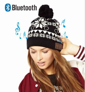 seekas bluetooth beanie